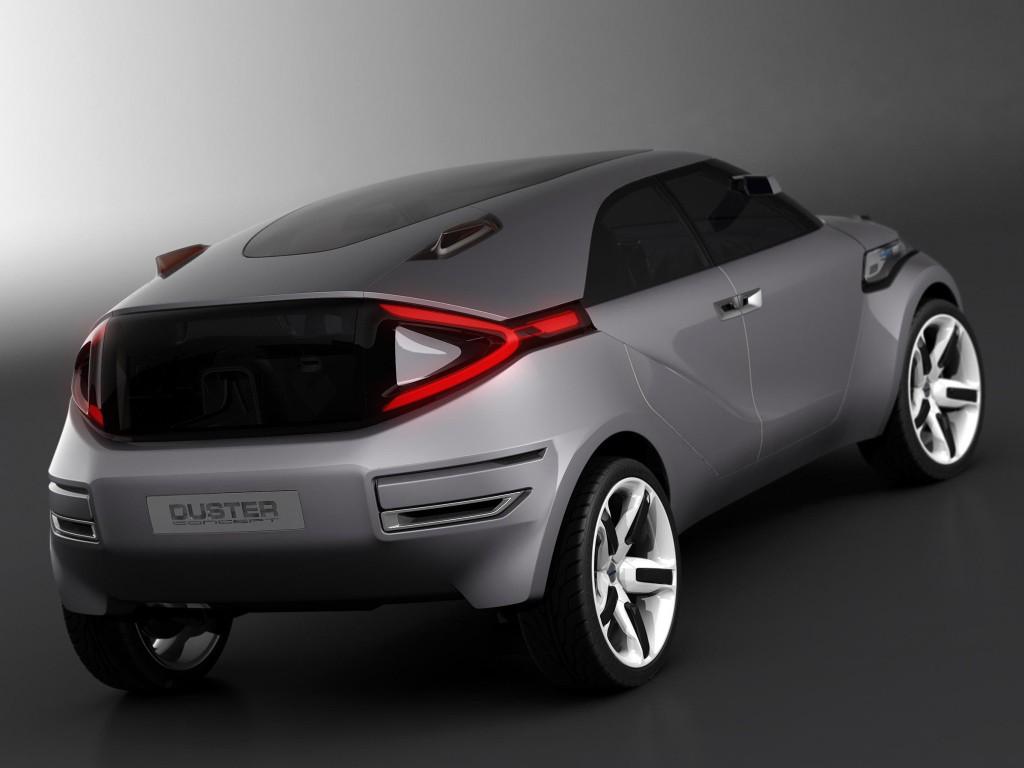 Dacia Duster Concept 2009.