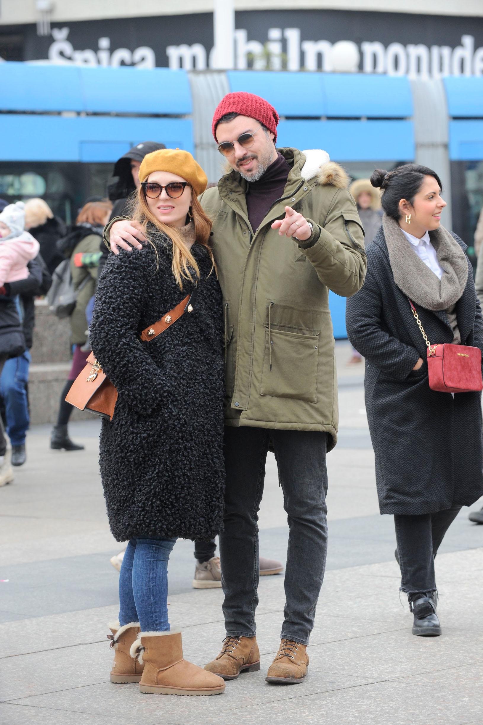 Nataša Janjić Medančić i suprug Nenad Medančić