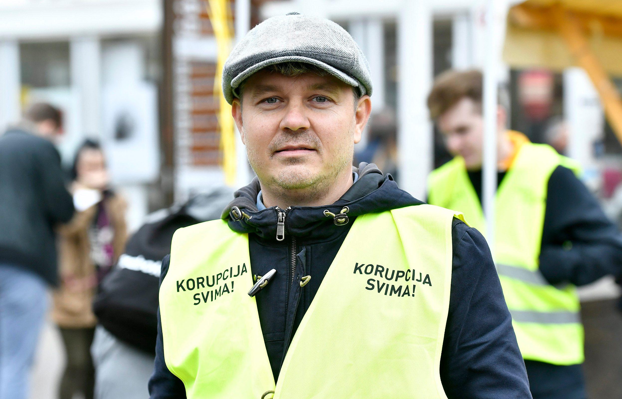 Dario Juričan alias Milan Bandić