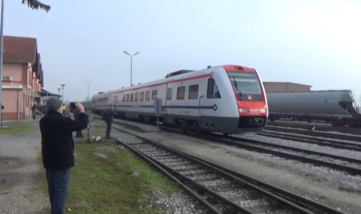 vlak bjelo