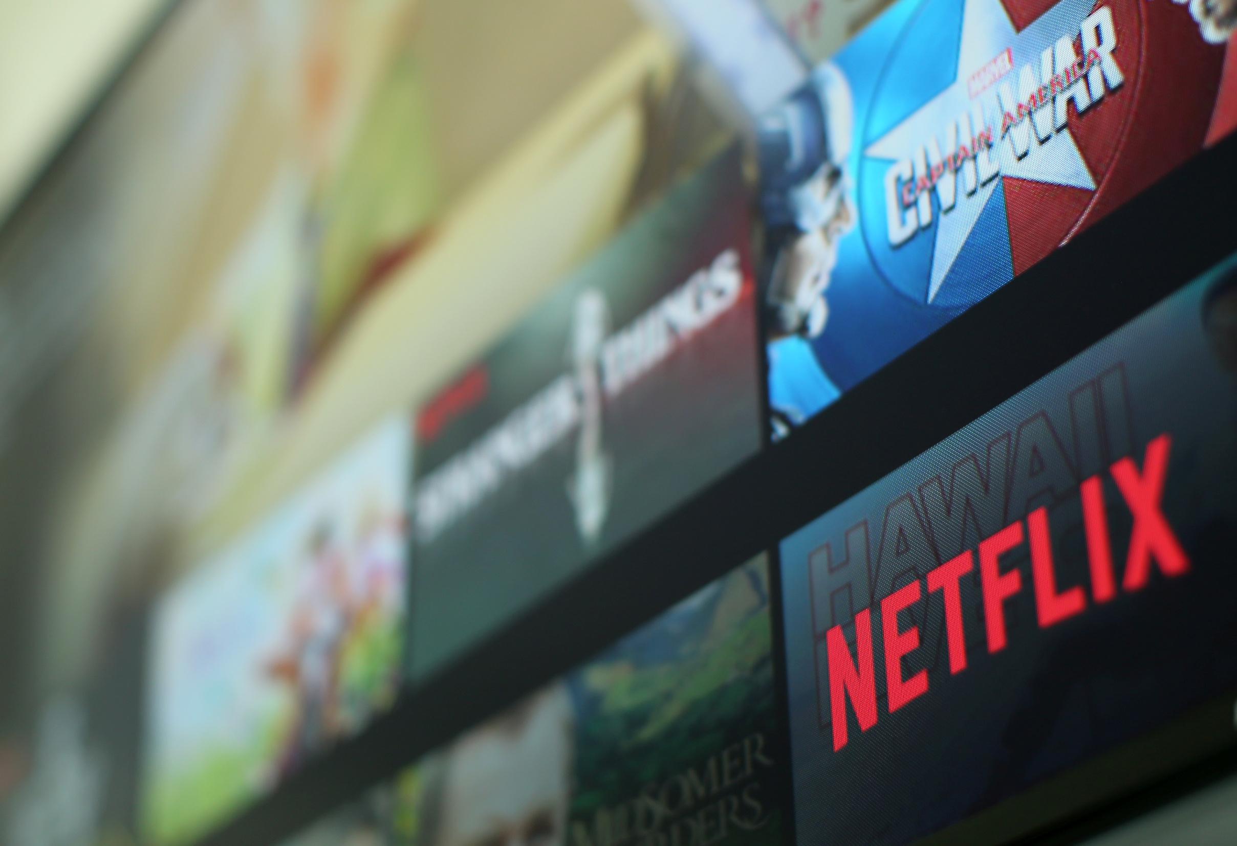 Netflix, ilustacija