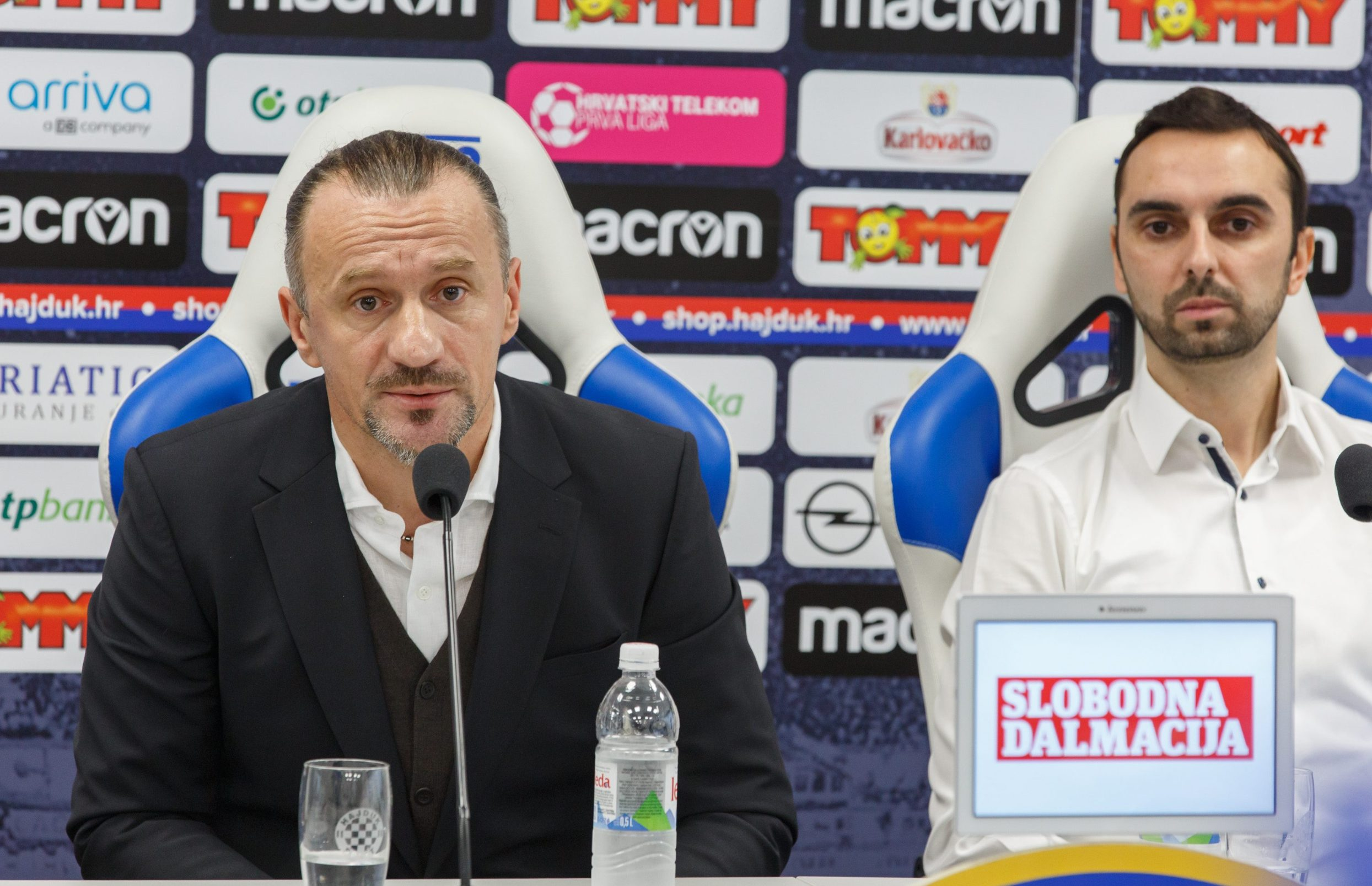Mario Stanić i Ivan Kepčija