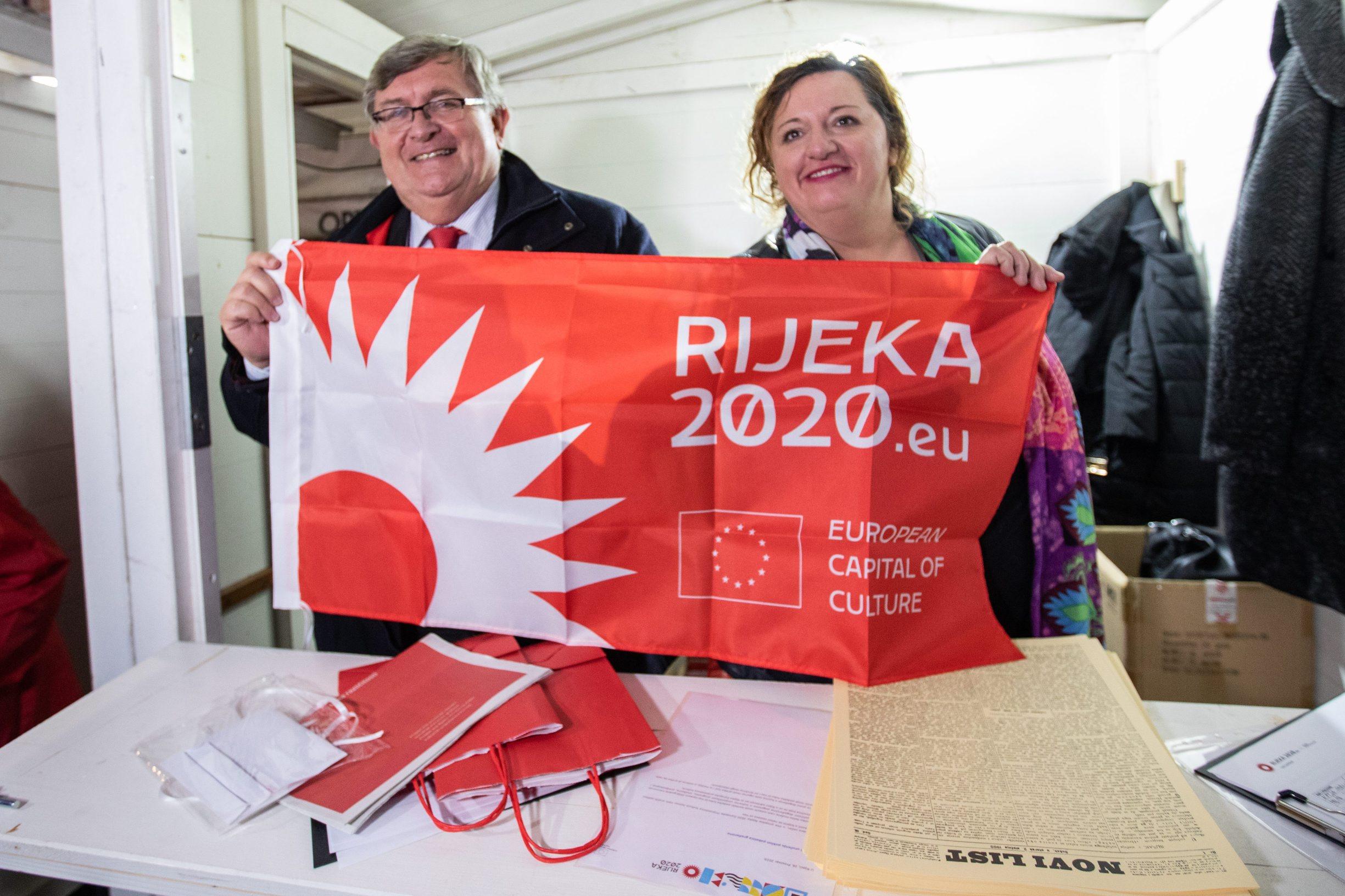 Vojko Obersnel i Emina Višnić