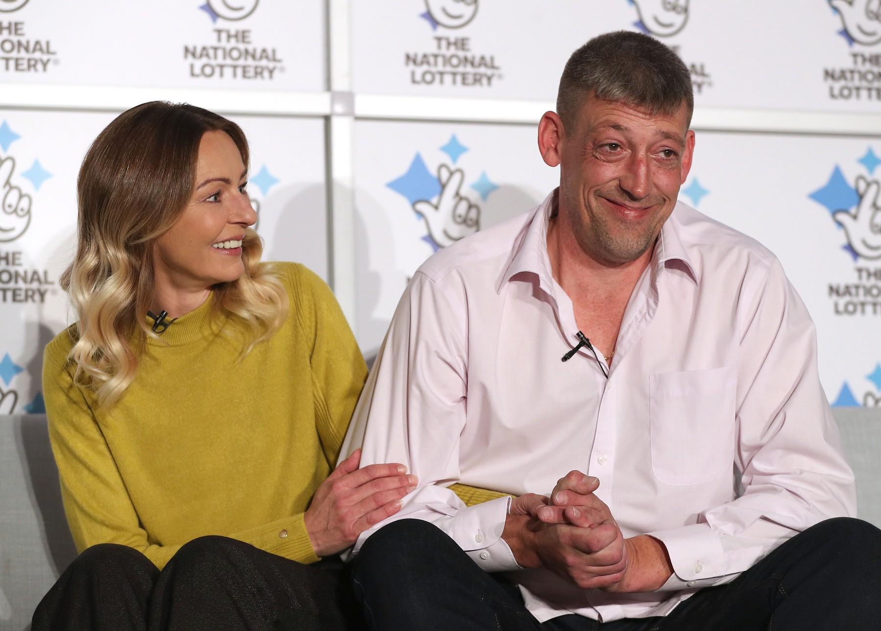 Steve i Lenka Thomson