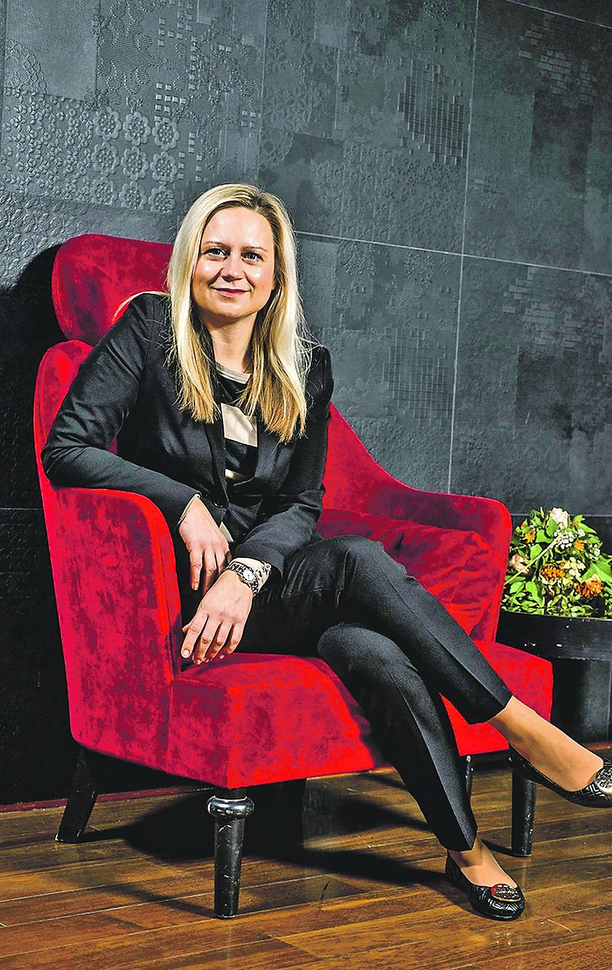 Martina Kovačić, direktorica tvrtke Salve Regina koja upravlja hotelima Kaj, Nestos i Sagitta