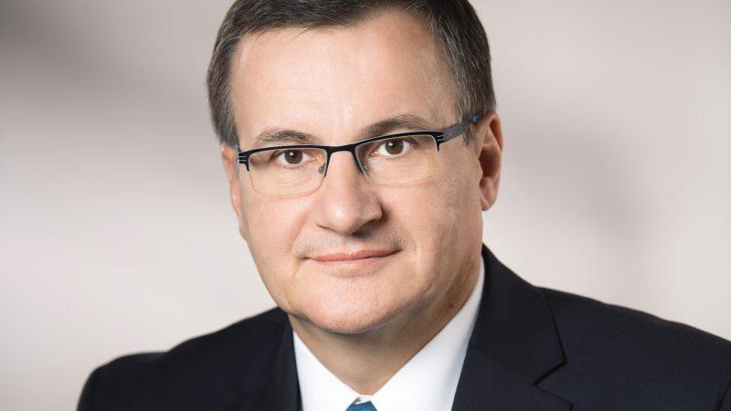 Boris Brkljačić, profesor radiologije i prodekan Medicinskog fakulteta Sveučilišta u Zagrebu te predsjednik Europskog društva radiologa