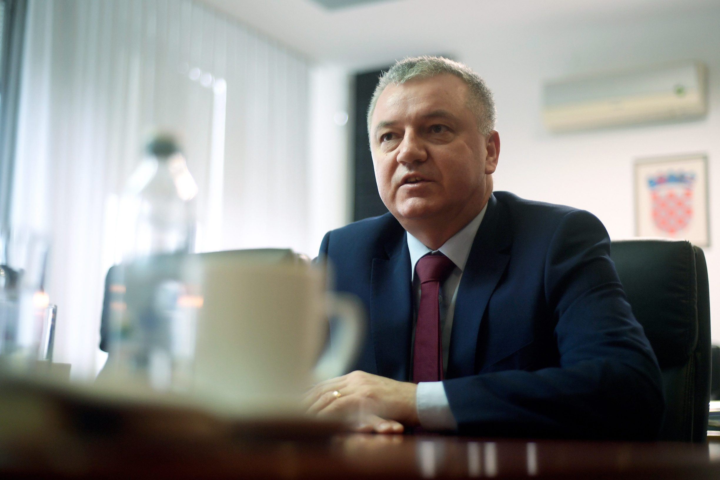 Darko Horvat, ministar gospodarstva
