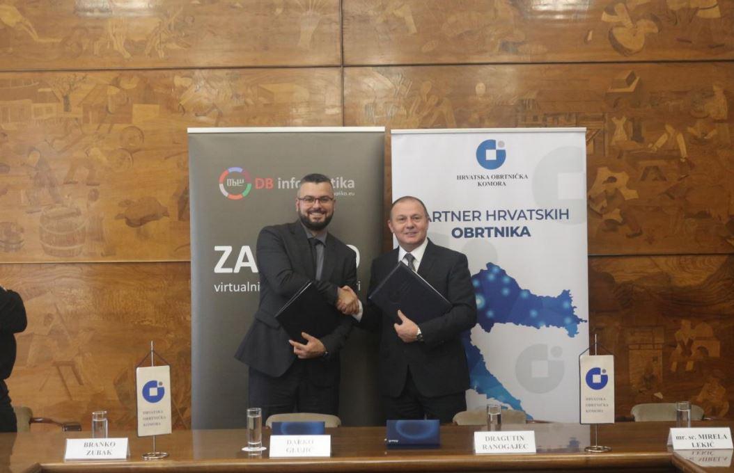 Darko Glujić i Dragutin Ranogajec