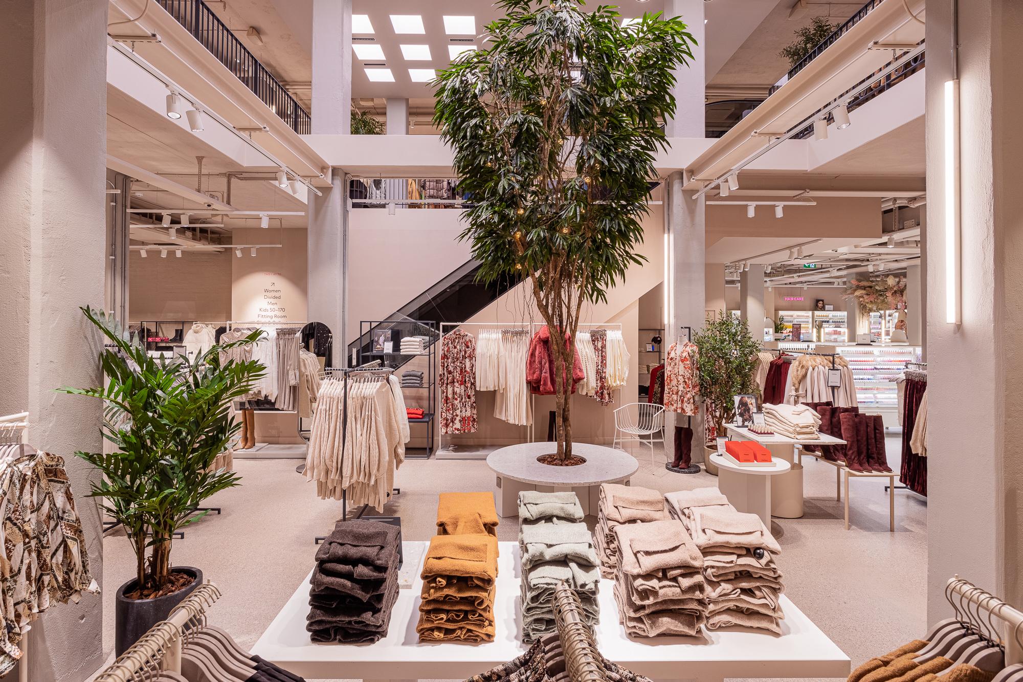 H&M je u Stockholmu uveo novi model poslovanja koji će, nakon testiranja, proširiti i na druga tržišta
