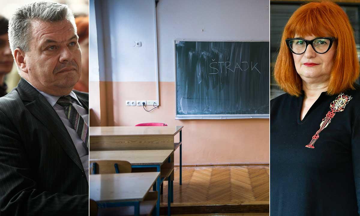 Nikica Mihaljević i Suzana Hitrec