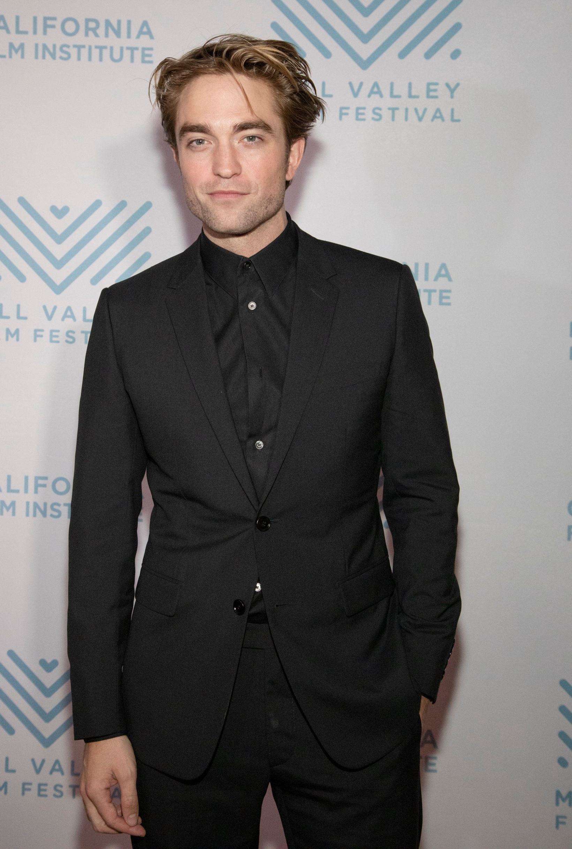 MILL VALLEY, CA - OCTOBER 05: Robert Pattinson appears at the 42nd Mill Valley Film Festival - Special Screenings Of