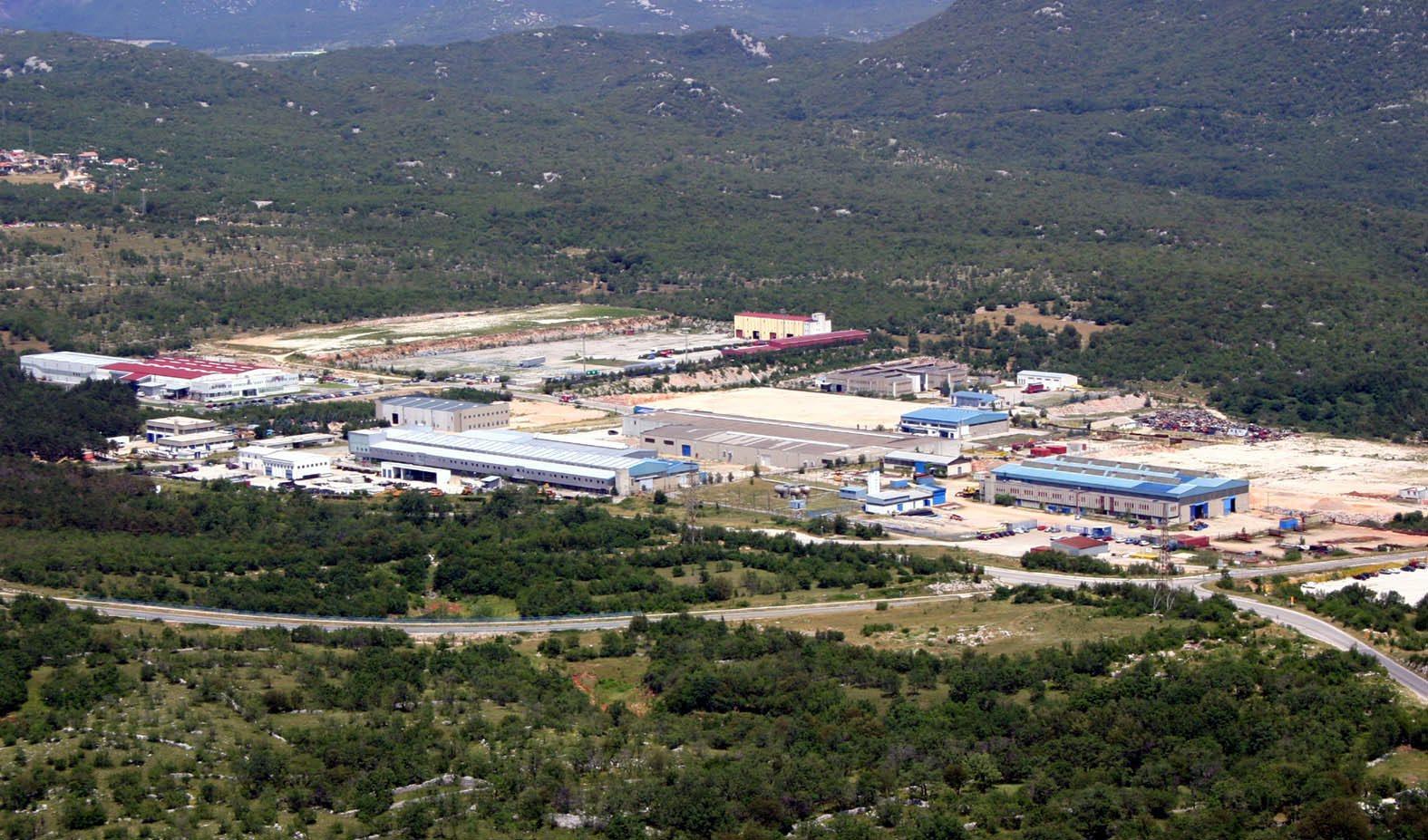 Industrijska zona Kukuljanovo