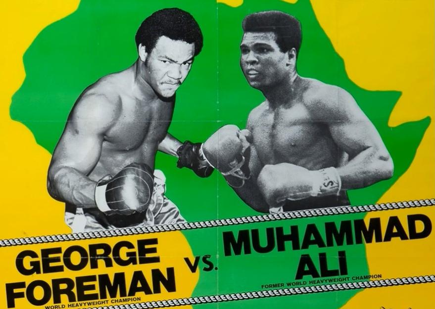 Foreman i Ali