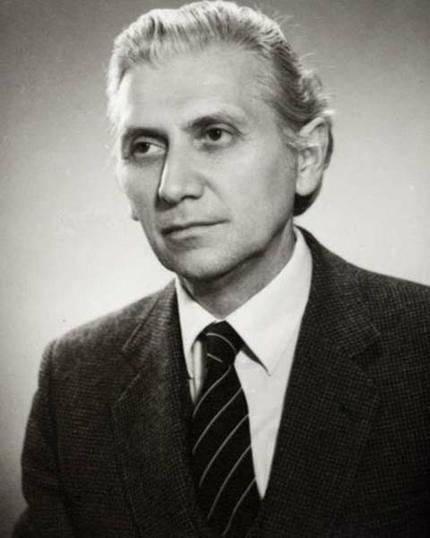 Vlado Horvat 1975. godine