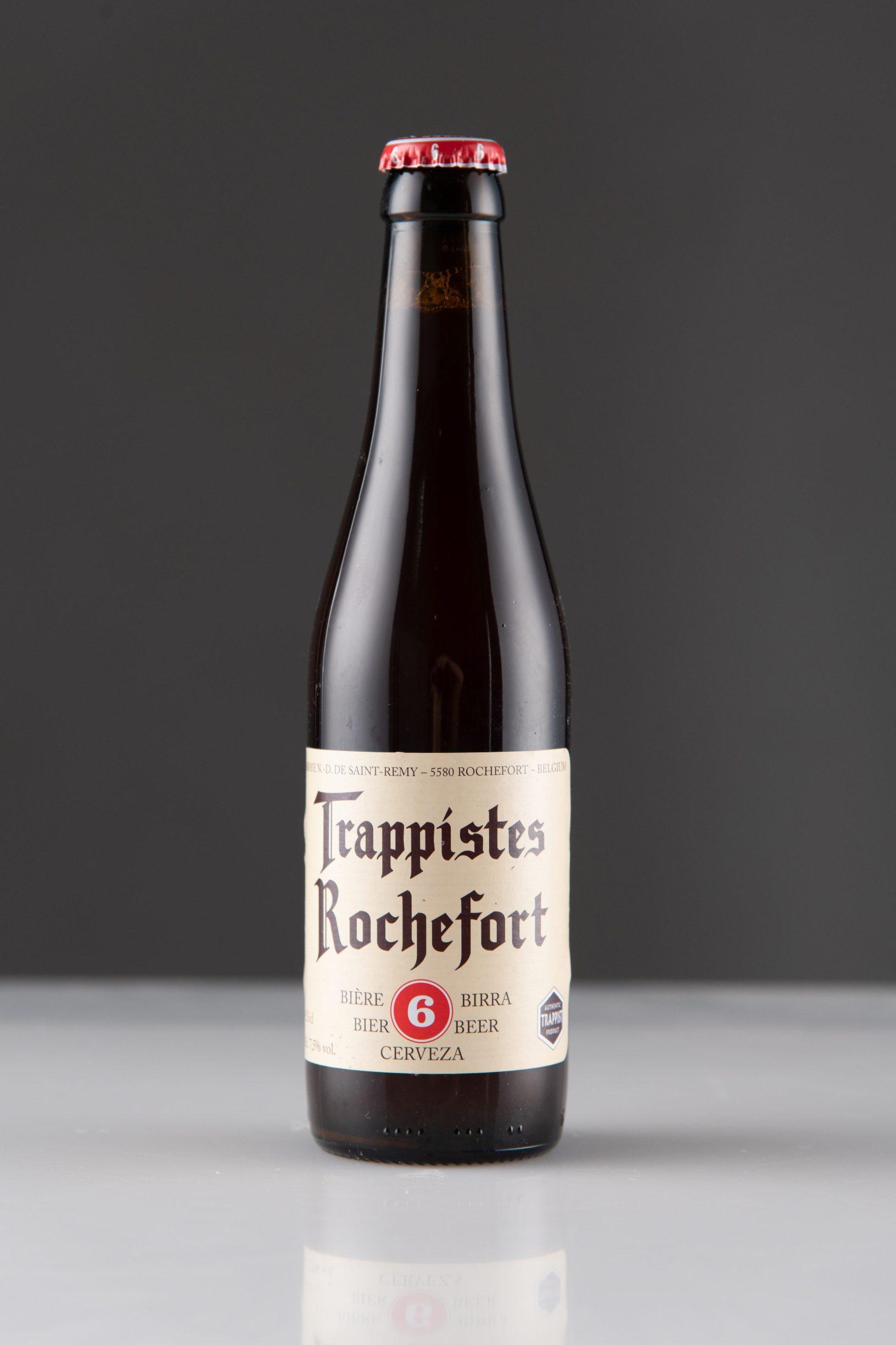 Zagreb, 241119 Test bozicnih tamnih piva. Na slici je: Trappistes rochefort pivo. Foto: Marko Miscevic / Cropix