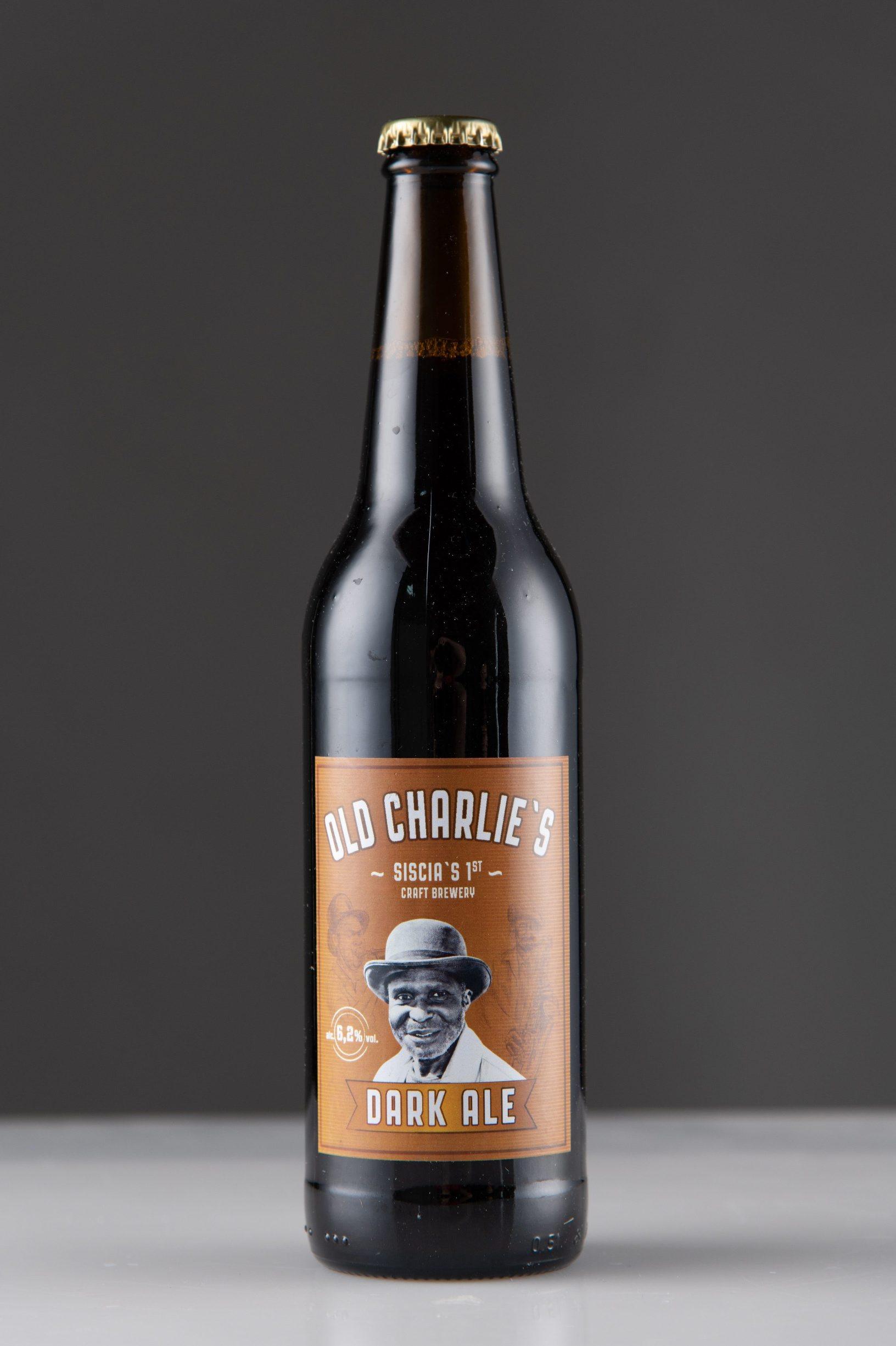 Zagreb, 241119 Test bozicnih tamnih piva. Na slici je: Old Charlies pivo. Foto: Marko Miscevic / Cropix