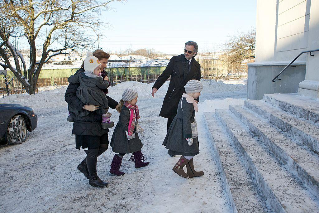 Ari i Martha s djecom