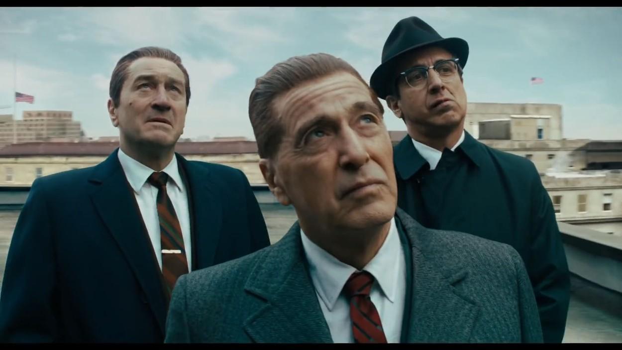 Robert De Niro, Al Pacino i Joe Pesci