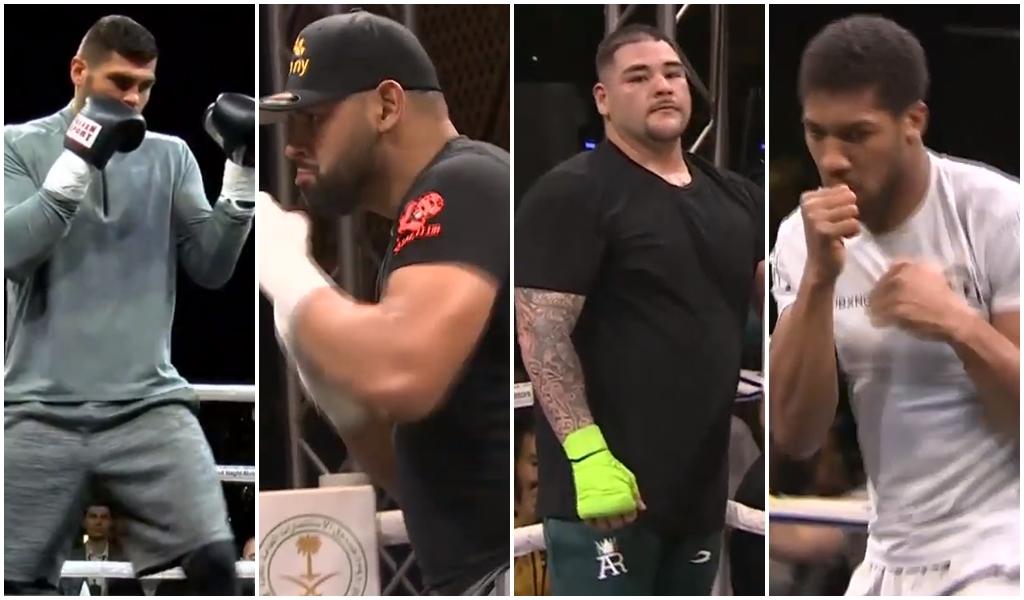 Hrgović, Ruiz, Molina i Joshua_1