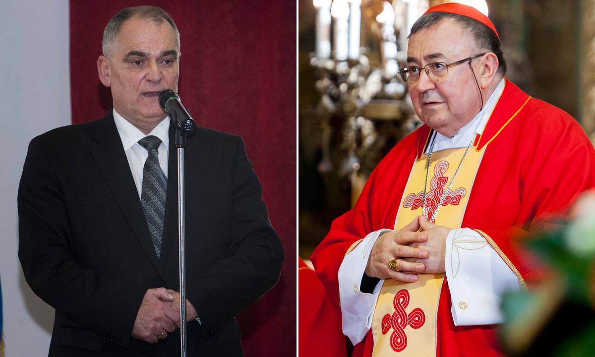 Blaženko Boban, Vinko Puljić