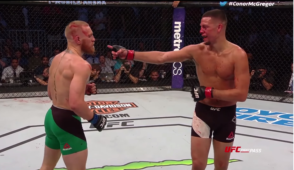 McGregor vs. Diaz