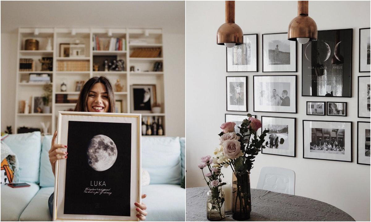 Moonland collage