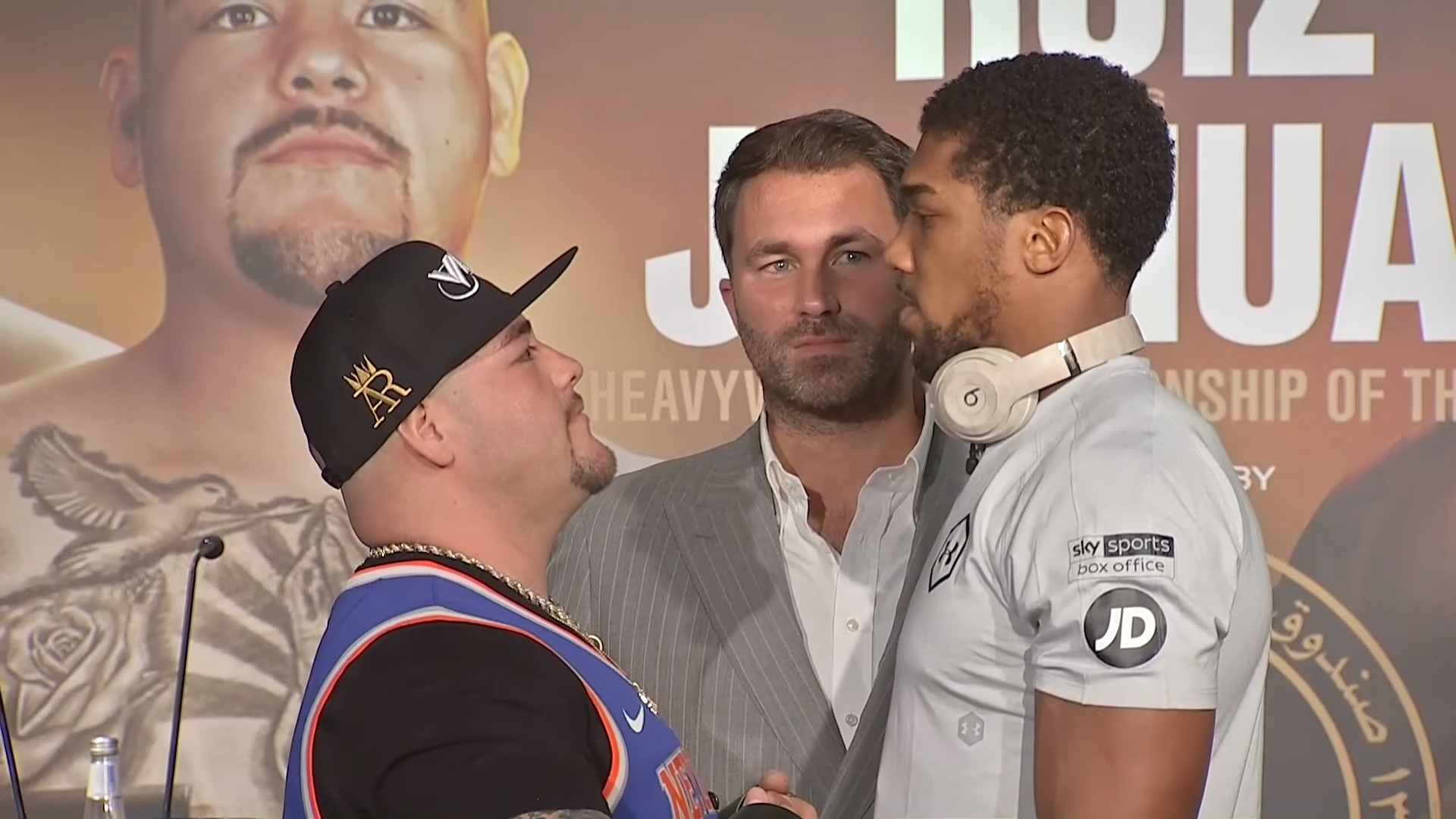 Andy Ruiz Jr. vs. Anthony Joshua