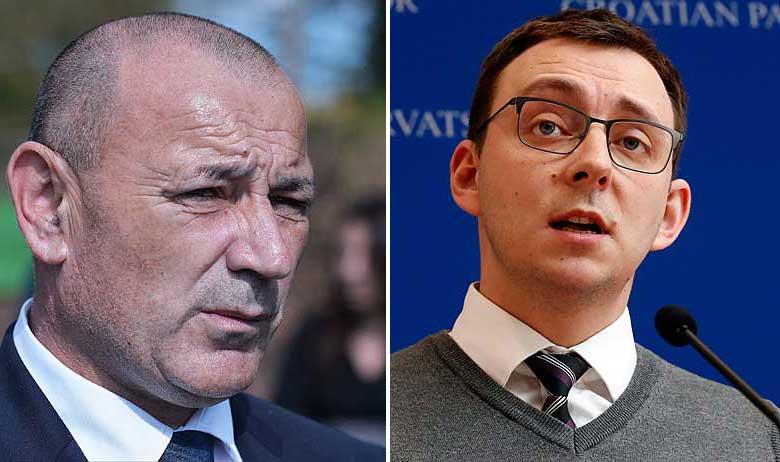Tomo Medved i Bojan Glavašević