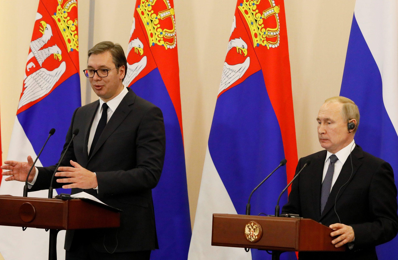 Ovo je sedamnaesti susret Aleksandra Vučića i Vladimira Putina od 2013. godine