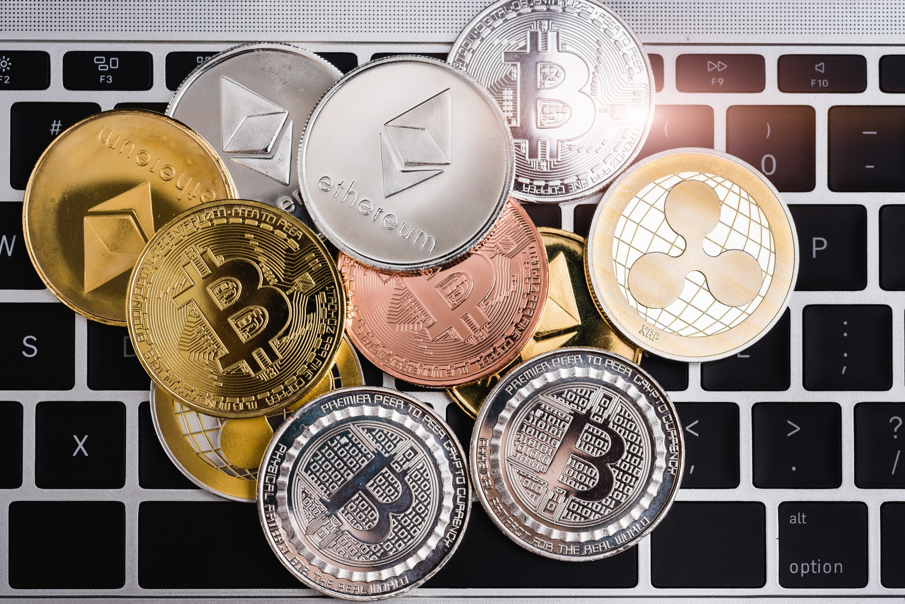 Ilustracija: kriptovalute