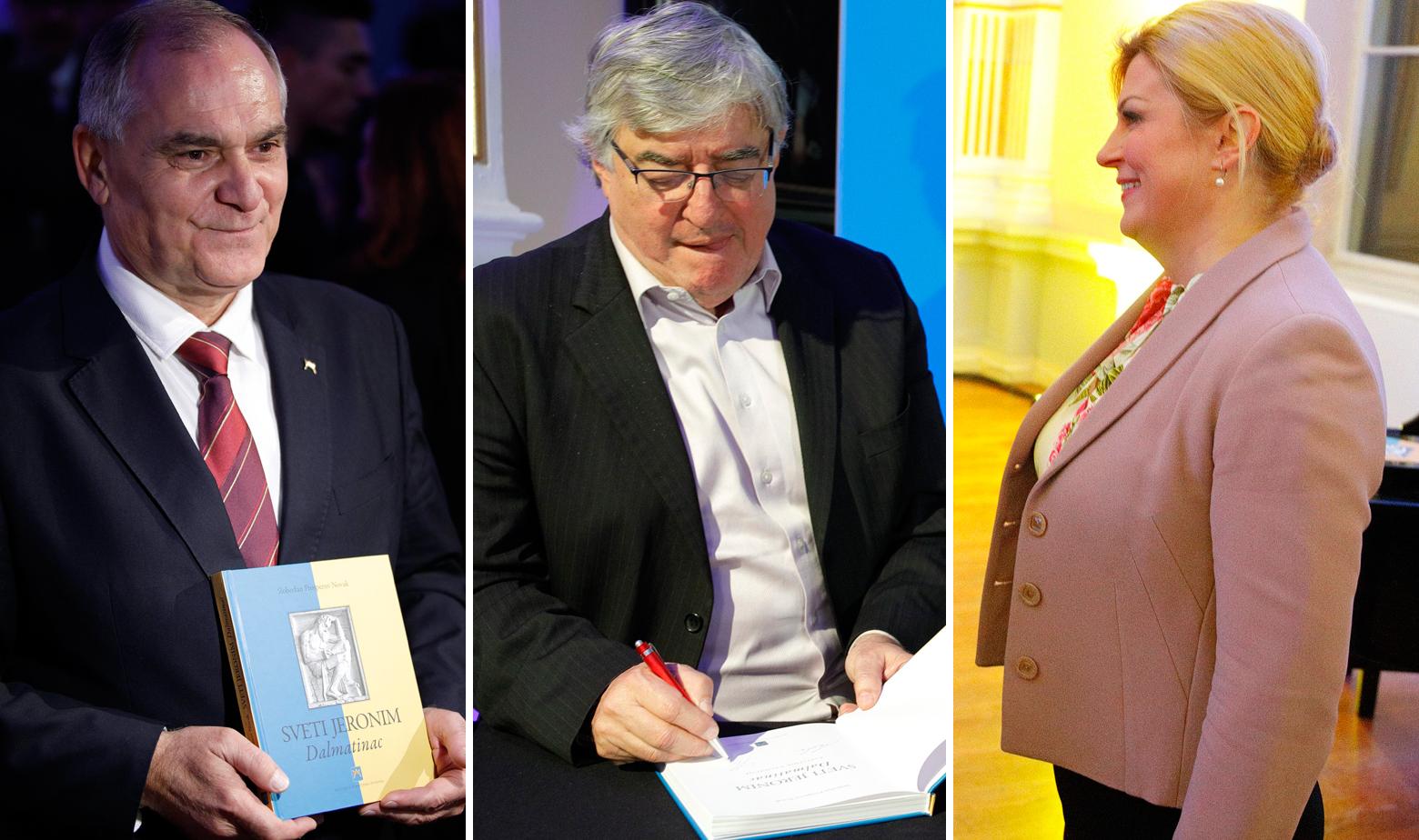 Blaženko Boban. Slobodan Prosperov Novak, Kolinda Grabar Kitarović