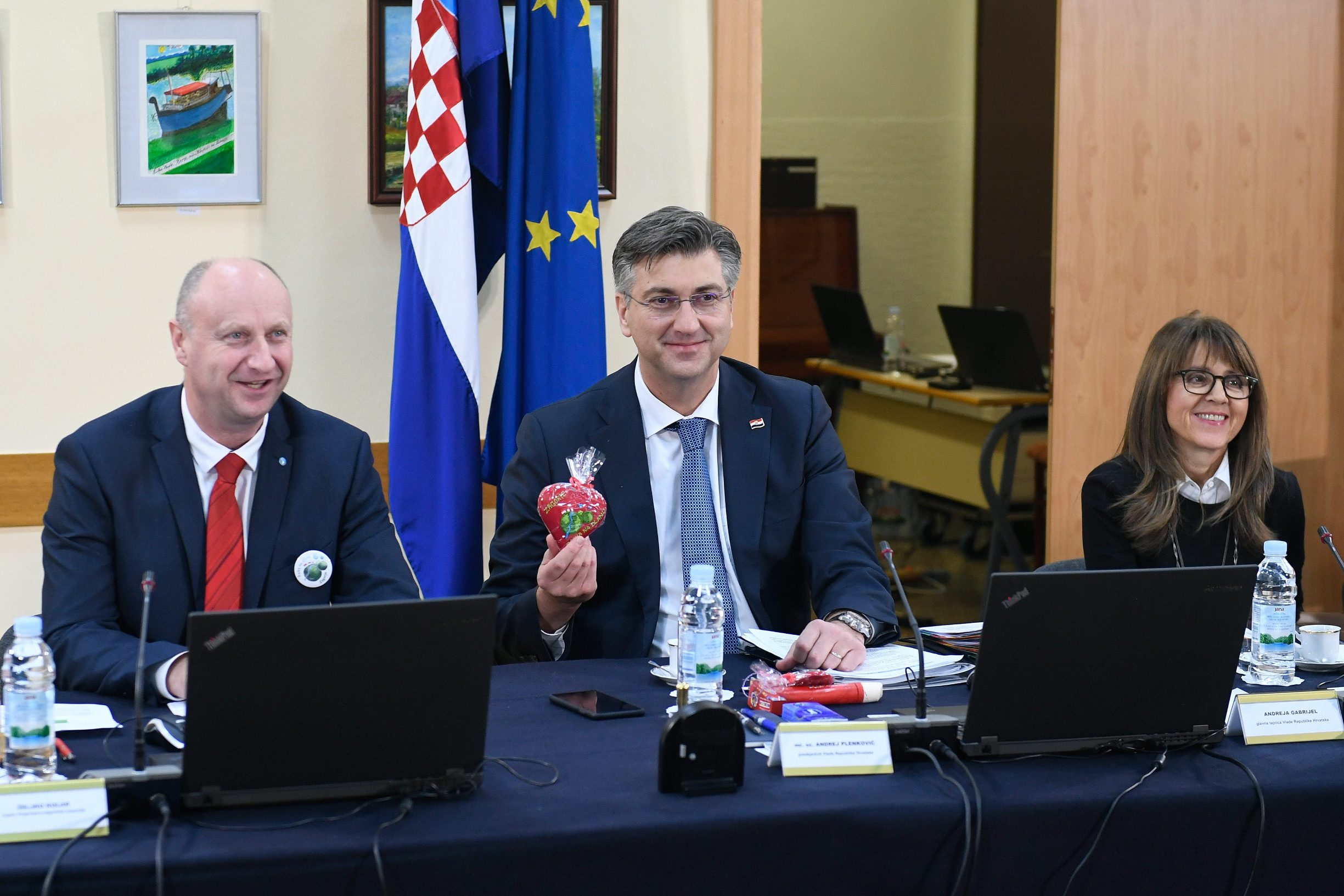 Željko Kolar, Andrej Plenković