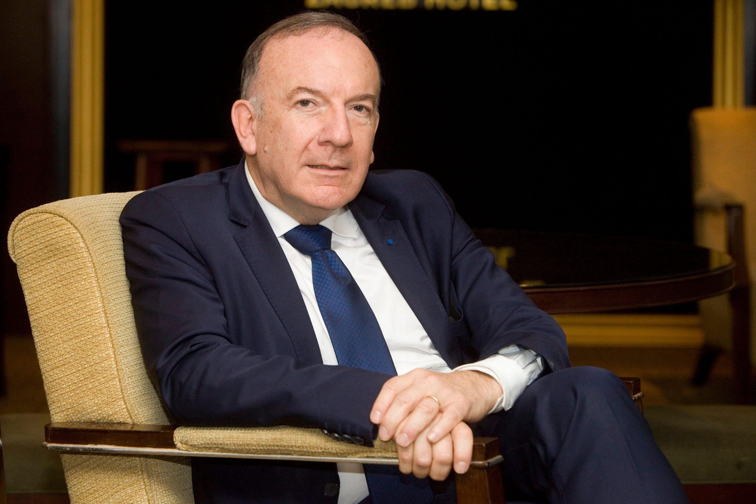 Pierre Gattaz, predsjednik Businessseurope