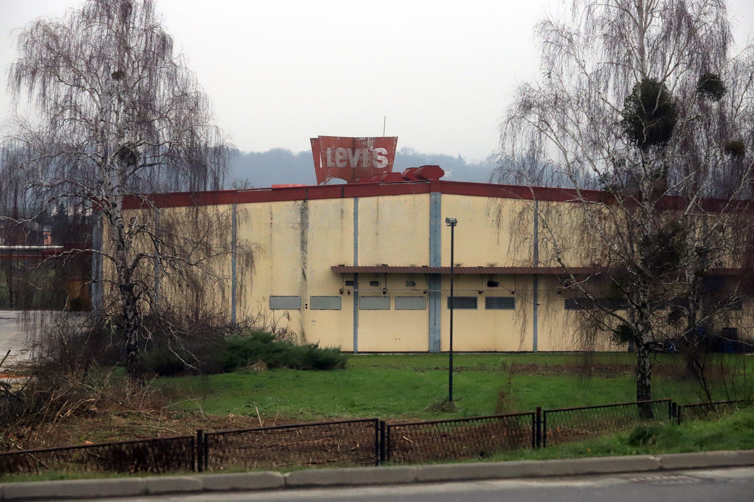 Varazdin, 051219. Zapustena tvornica Varteks u Novom Marofu. Foto: Zeljko Hajdinjak / CROPIX