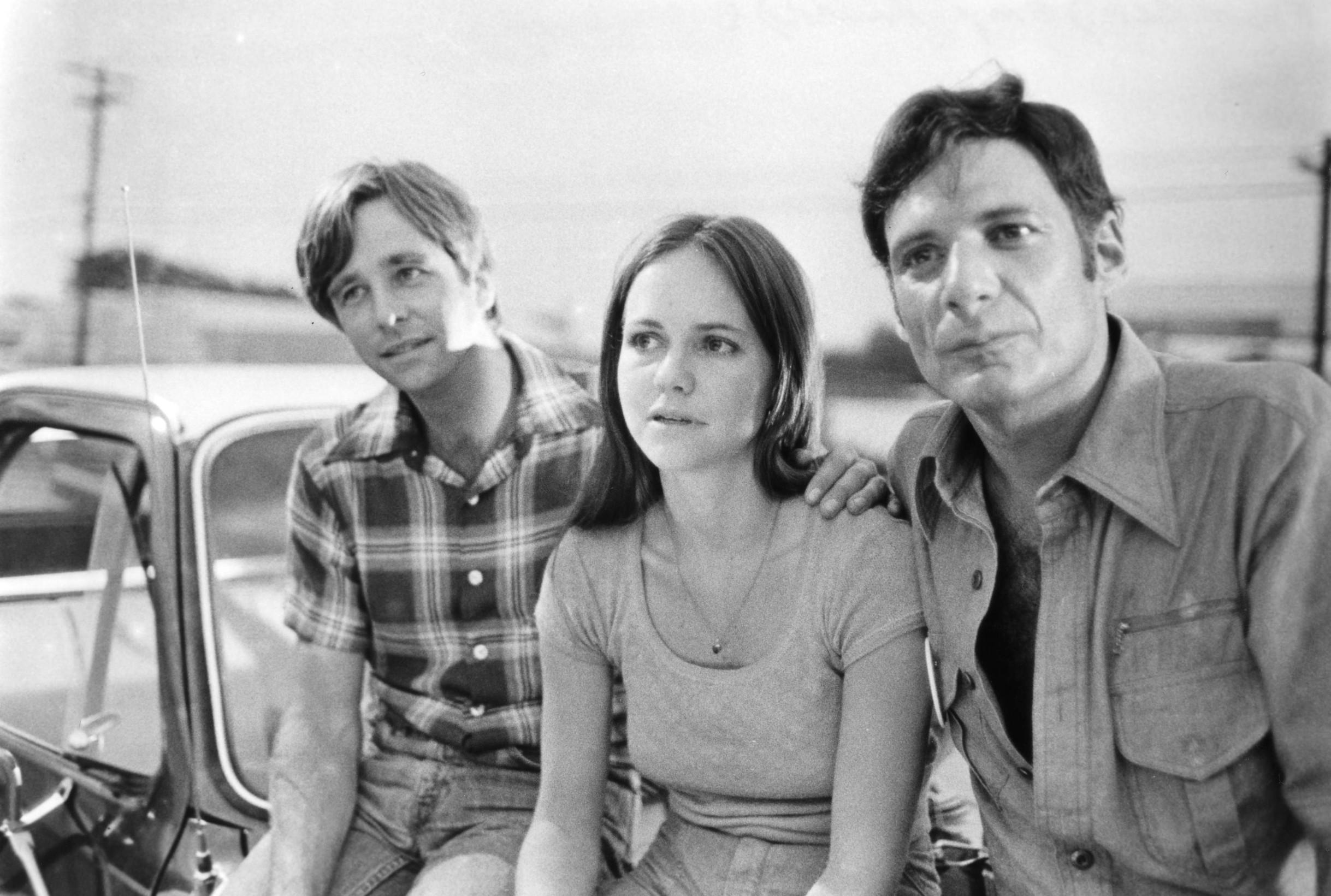 Beau Bridges, Sally Field i Ron Leibman u 'Normi Rae'