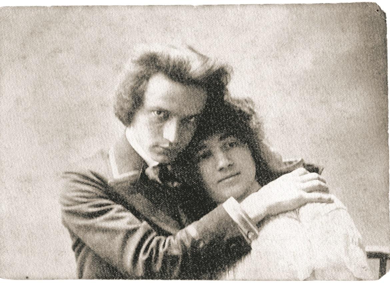 Ivan Meštrović i Ruža Klein