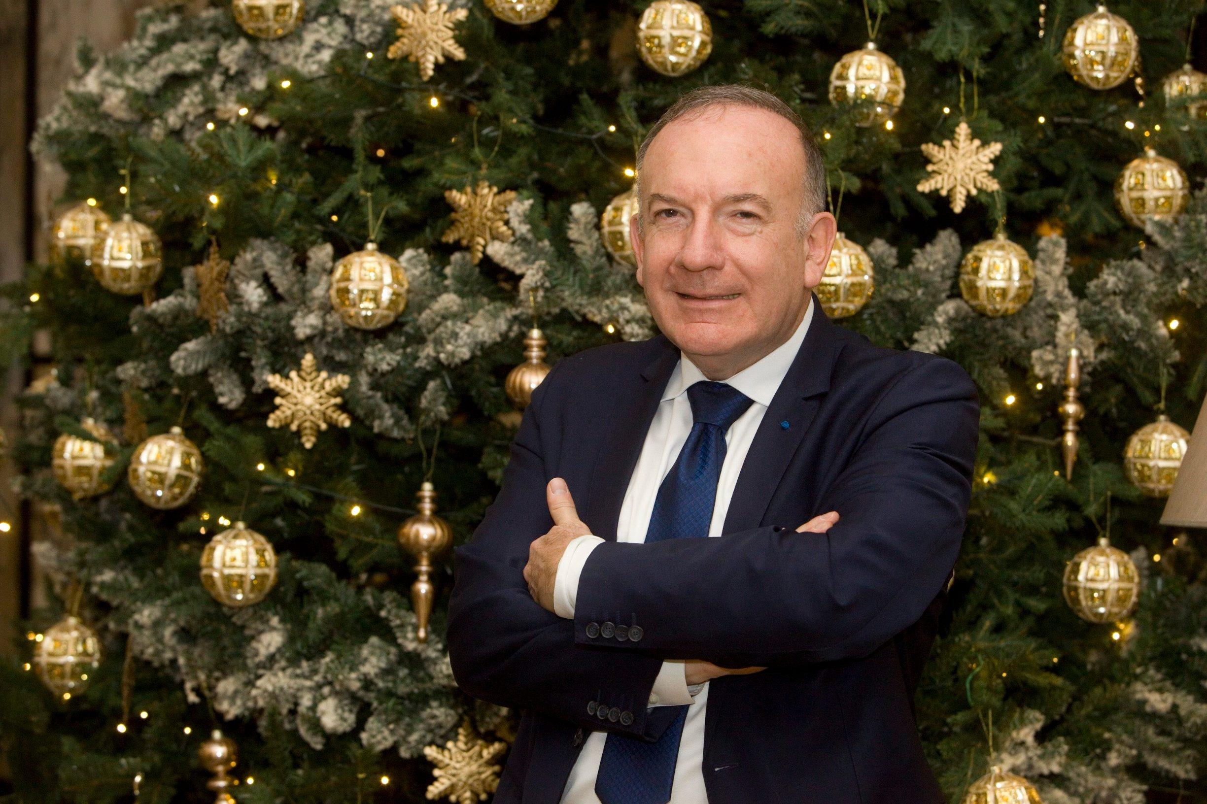 Pierre Gattaz, predsjednik BusinessEuropea
