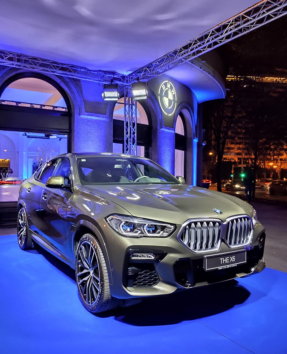 Novi BMW X6