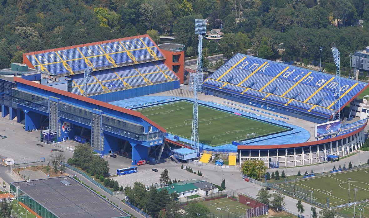 maksimir stadion panorama