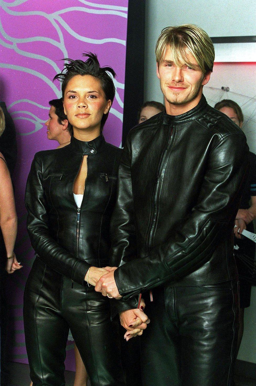 Victoria i David Beckham, 1998. godina
