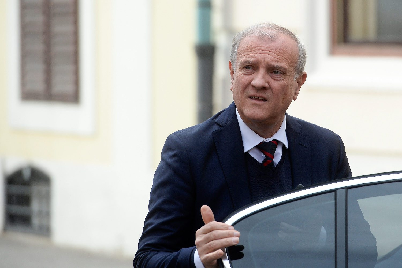 Dražen Bošnjaković, hrvatski ministar pravosuđa