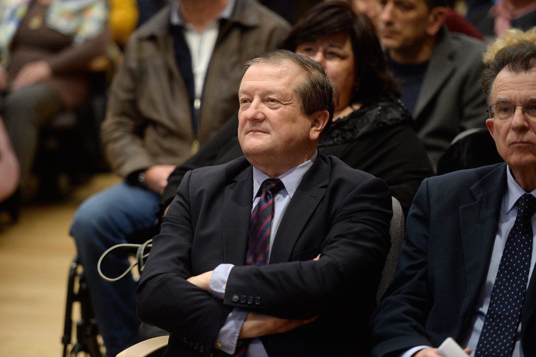 Rektor Sveučilišta u Zagrebu Damir Boras