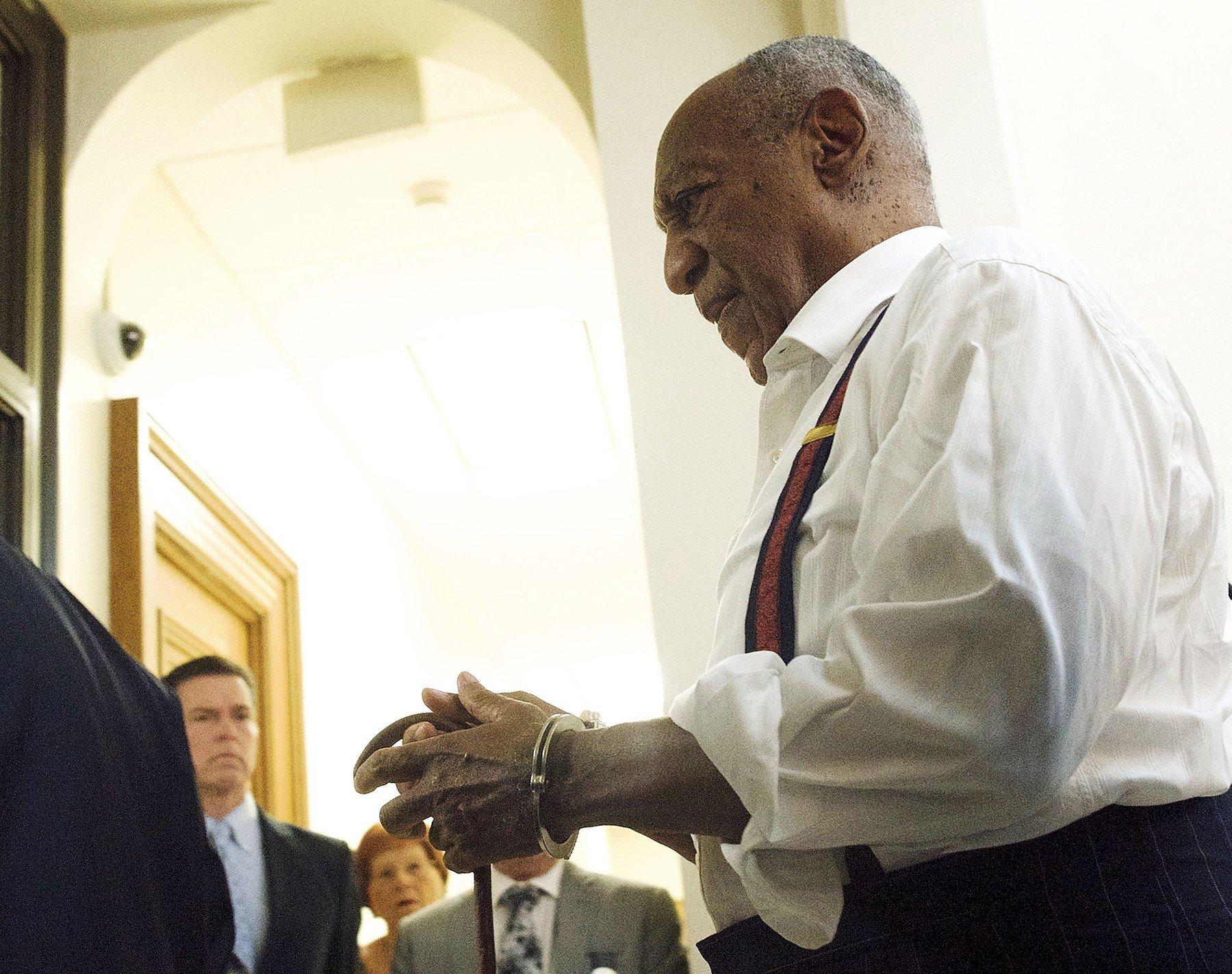 Billa Cosbyja provode u zatvor u rujnu 2018.