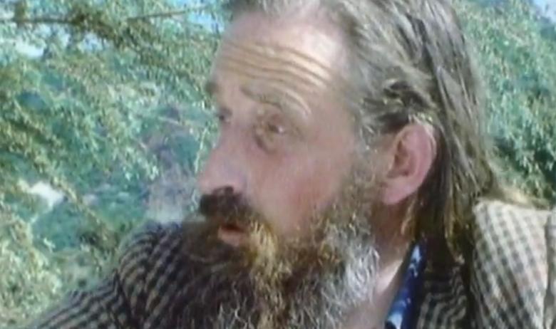 Novozelandski pjesnik James K Baxter