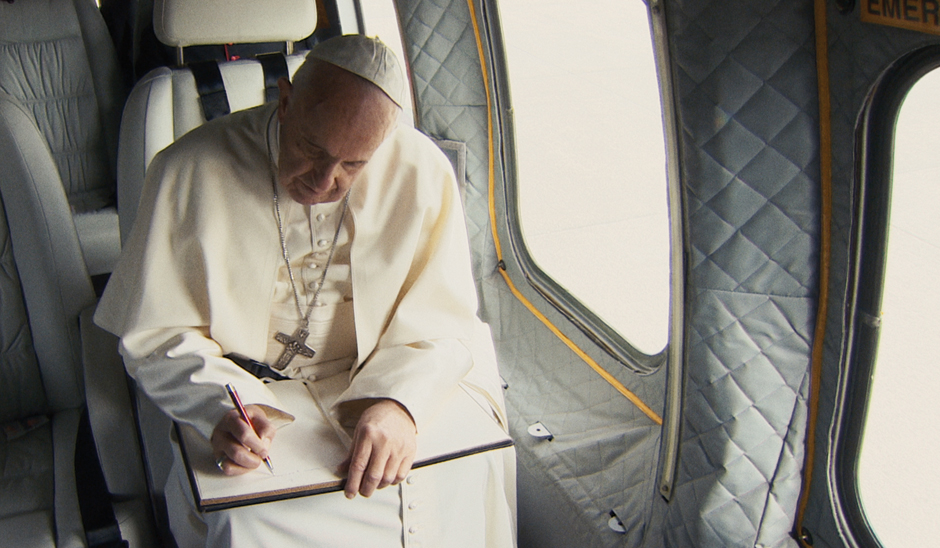 Prizor iz filma 'Pope Francis: A Man of His Word'
