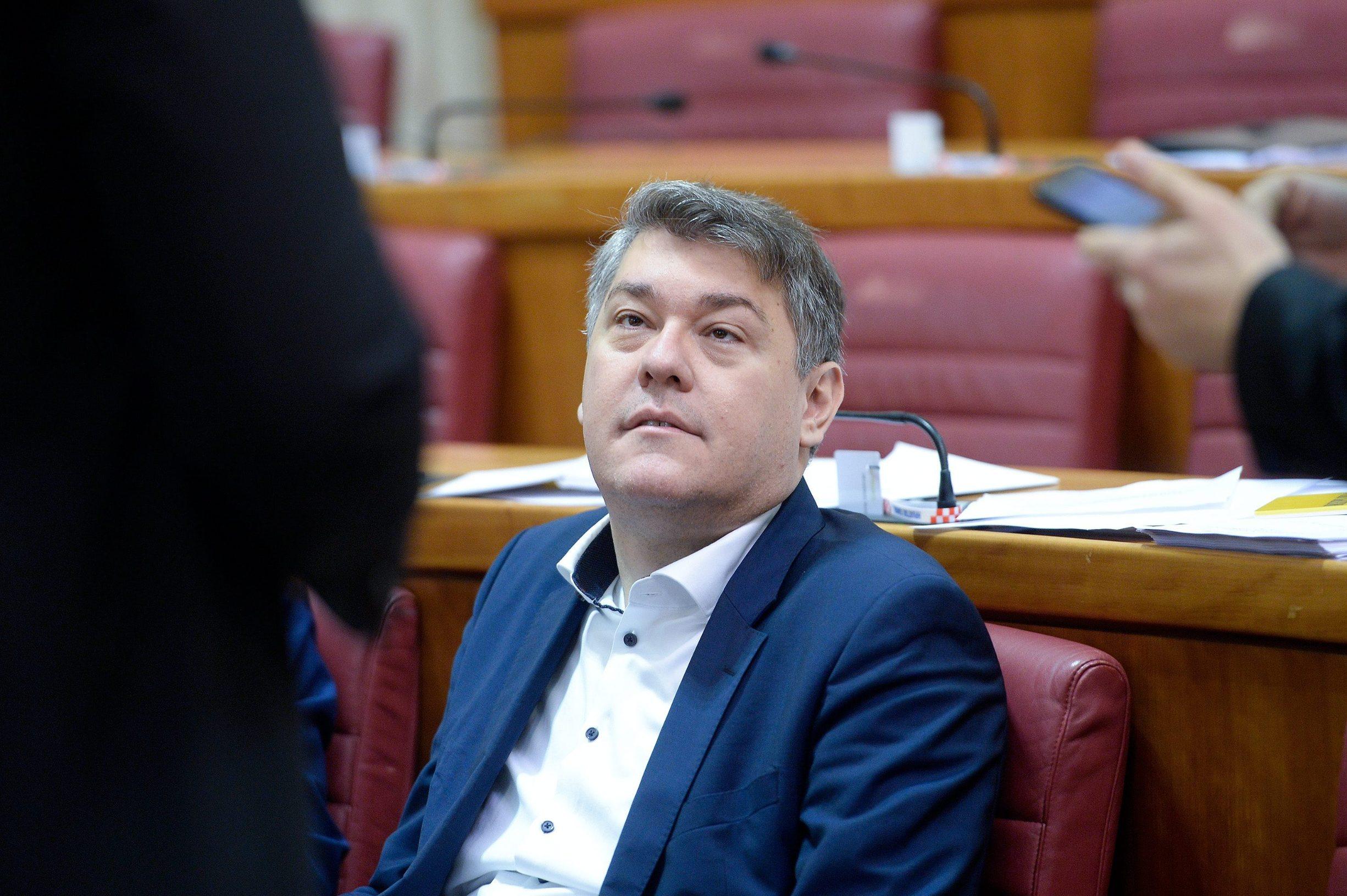 Na fotografiji: Boris Lalovac