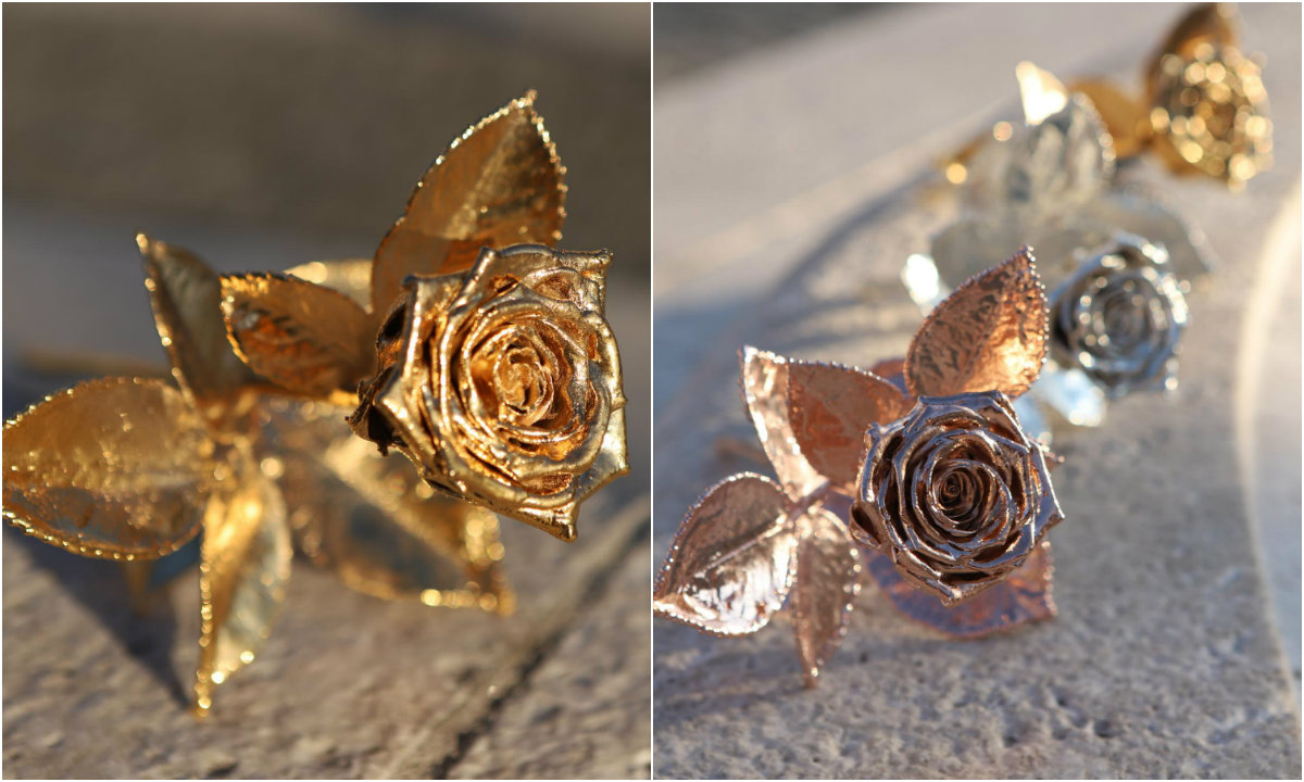 Ruže collage