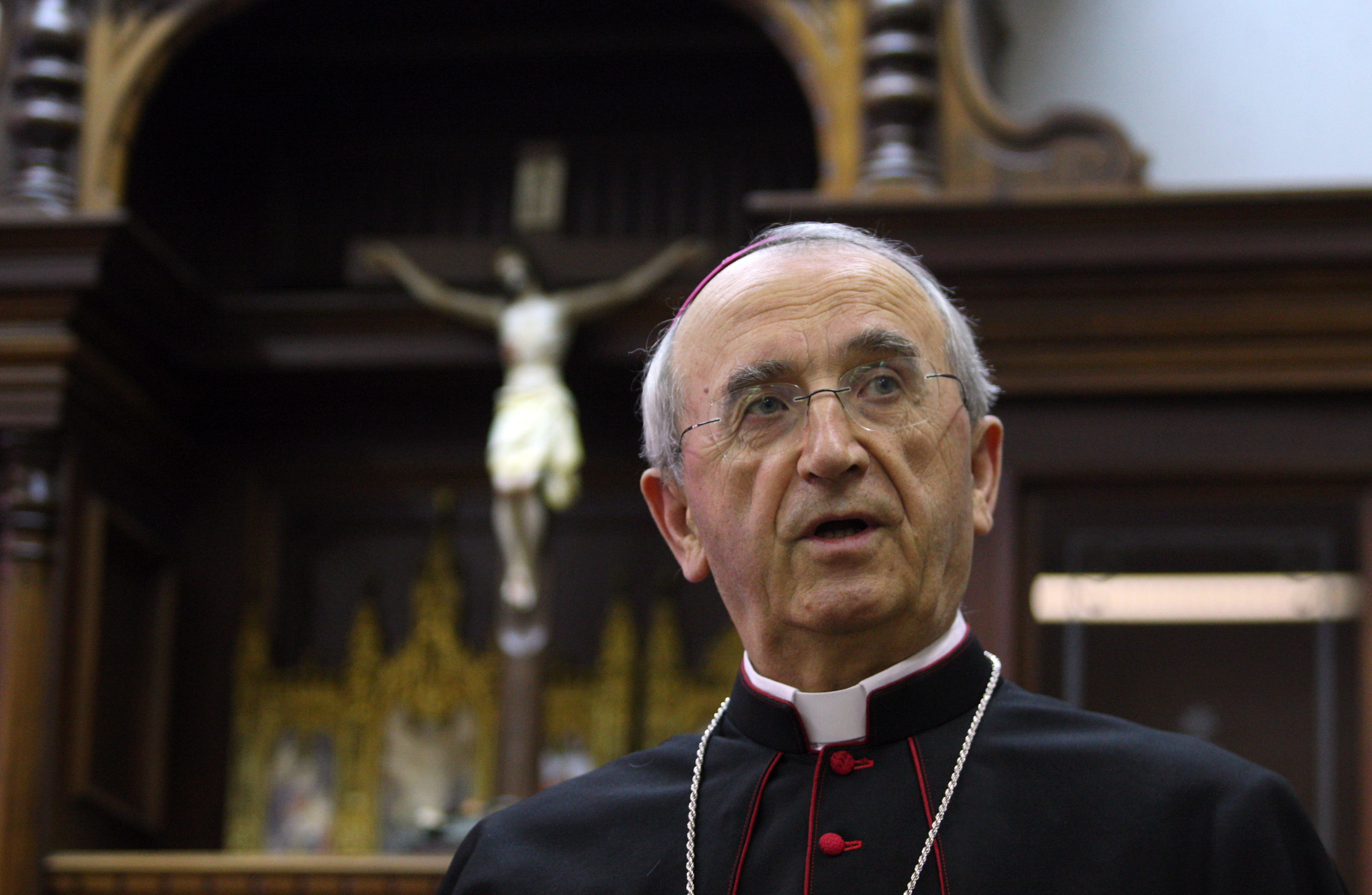 Nadbiskup Želimir Puljić
