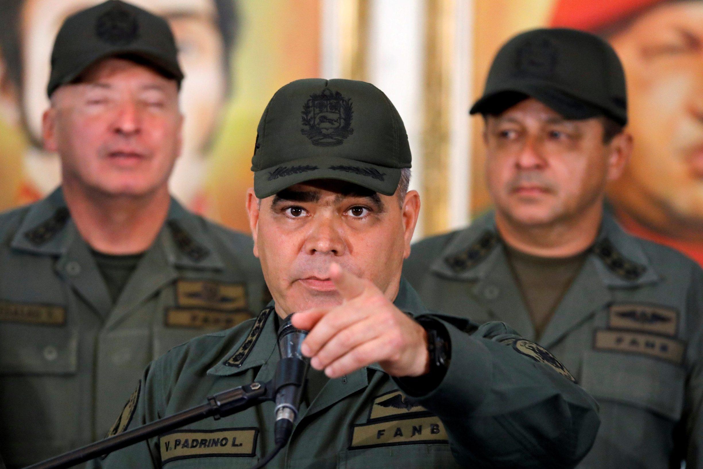 Ministar obrane Venezuele Vladimir Padrino