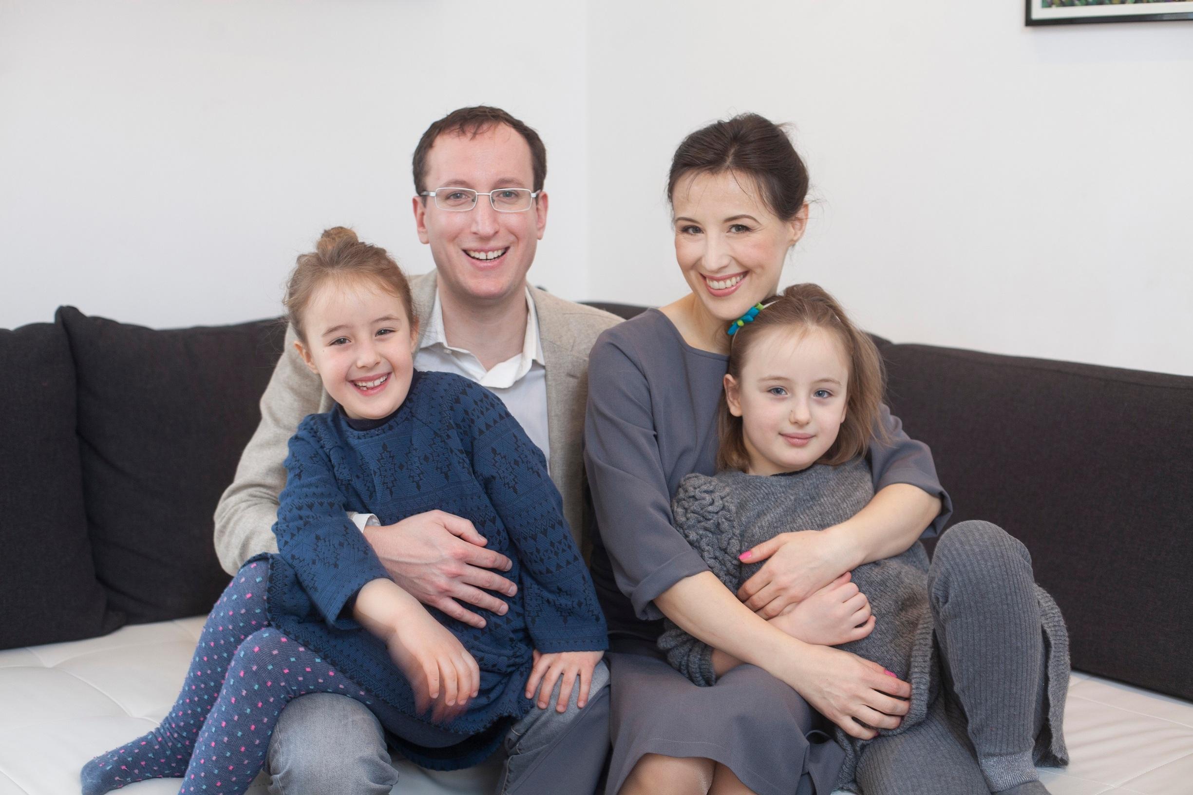 Dalija Orešković obitelj